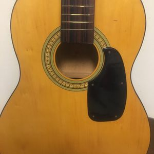 Vintage acoustic guitar for Sale in Costa Mesa, CA