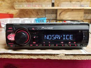 Pioneer Bluetooth Receiver In Excellent Condition. for Sale in Gonzales, LA