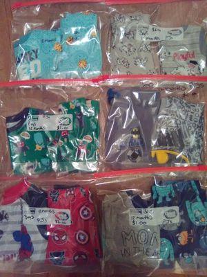Toddler PJs (boys) for Sale in Spencer, WV