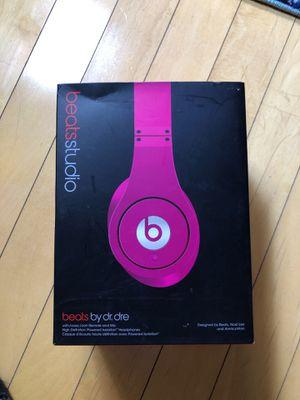 Beats by Dre Studio Headphones for Sale in West New York, NJ