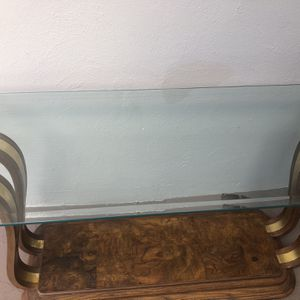 Mid Century Console Table for Sale in Fort Lauderdale, FL
