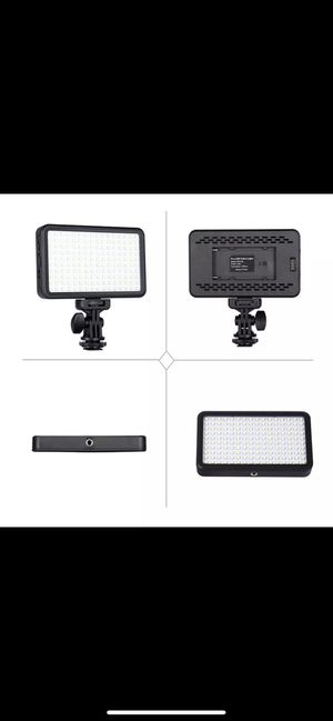 Camera Photo Video LED Light Lamp for Sale in Auburn, WA