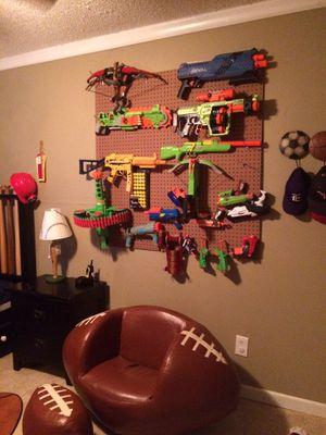 Nerf Guns & Football chair for Sale in Austin, TX