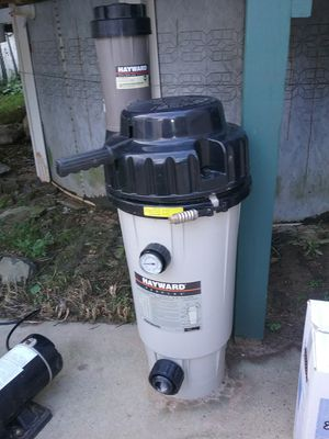 EC50C FILTER AND MOTOR for Sale in Staten Island, NY