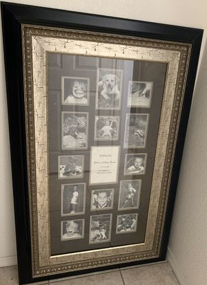 Large photo frame for Sale in Chino, CA