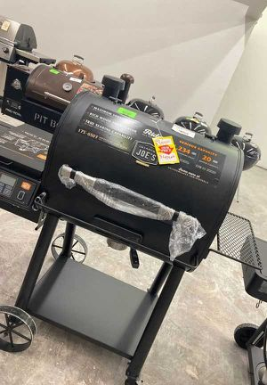OKLAHOMA JOE 🔥PELLET GRILL🔥202-0210 C5E for Sale in Westminster, CA
