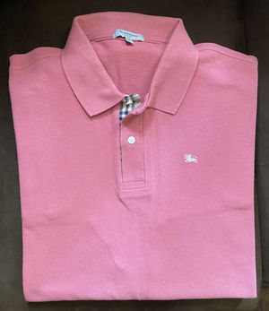 Burberry Short Sleeve Top XXL for Sale in The Bronx, NY