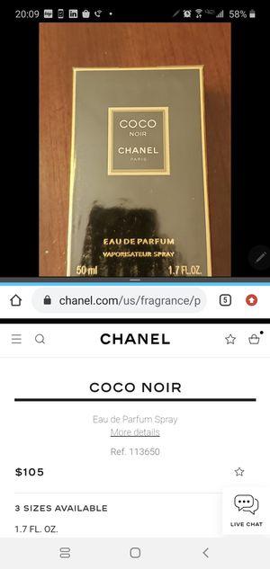 Coco Noir Chanel EAU DE PARFUM for Sale in McDonough, GA