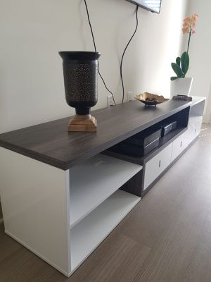 83 inch tv stand (in the box, never used) for Sale in Henrico, VA