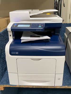 XEROX Workcentre 6605 digital color copier printer scanner mfp like new for Sale in Carson, CA