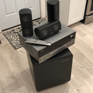 Harmon Kardon Home Theater System 6.1 Channel for Sale in South Salt Lake, UT