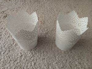 Decorative Candle stand set of 2 for Sale in Adelphi, MD