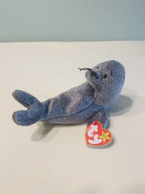 """""""Slippery"""" the seal TY Beanie Baby 1998 Retired for Sale in Austin, TX"""
