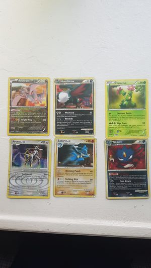 SEE DESCRIPTION FIRST (Pokemon Cards) for Sale in Houston, TX