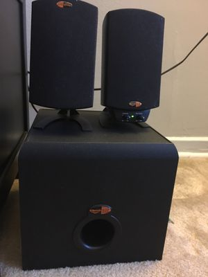Klipsch sound system for Sale in Potomac, MD