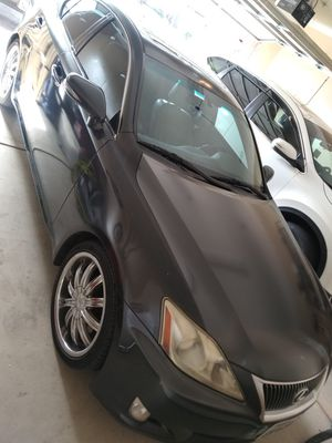 2009 Lexus is250 for Sale in Fresno, CA