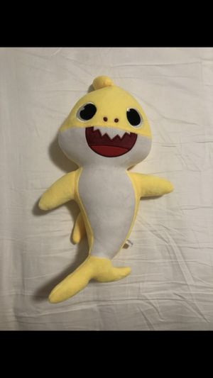 Baby Shark Singing Plush Toy for Sale in Los Angeles, CA