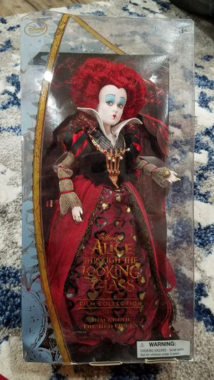DISNEY Collection Alice through the looking glass for Sale in Long Beach, CA