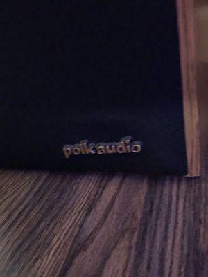Speaker + Equalizer Polk Audio Sherwood Equalizer for Sale in Romeoville, IL