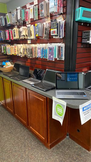 Laptop dell hp lenovo i3 i5 i7 windows 10 office ready for Sale in Cary, NC