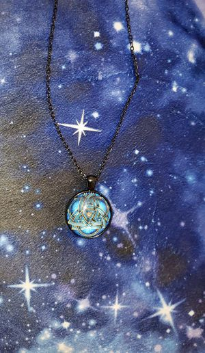 NEW Tricetra Pendent & Necklace for Sale in Ripley, WV