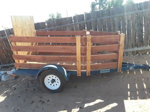 Motorcycle utility Landscaping trailer for Sale in Apple Valley, CA