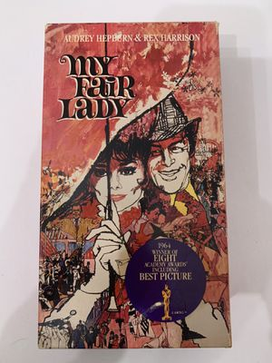 VHS My Fair Lady for Sale in Colonial Heights, VA