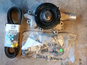 Jeep parts Water pump for Sale in Glendale, AZ