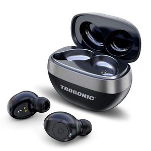 Trogonic TE1 True Wireless Earbuds TWS 5.0 IPX 5 Sweatproof for Sale in Los Angeles, CA