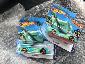 Scooby doo & Batman hot wheels for Sale in Houston, TX