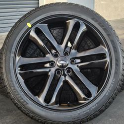 """22"""" Ford F150 Expedition Wheels Rims Rines And Tires Llantas for Sale in Fountain Valley,  CA"""