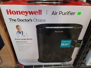 Honeywell HEPA Allergen Remover Air Purifier, Black $165 FIRM for Sale in Redlands, CA