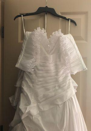Wedding dress by Demetrios for Sale in Federal Way, WA