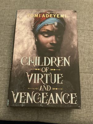 Children of Virtue and Vengeance (hardcover) for Sale in Gibsonton, FL