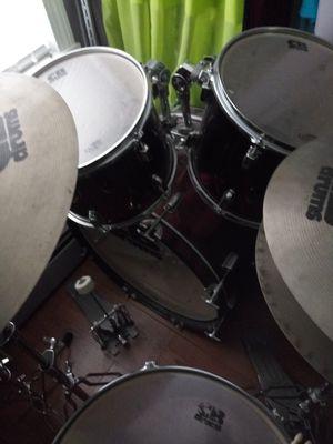Cb drum set for Sale in Meriden, CT