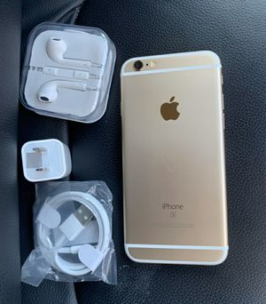 iPhone 6S, 64GB - just like new, factory unlocked, clean IMEI, clear iCloud for Sale in Springfield, VA