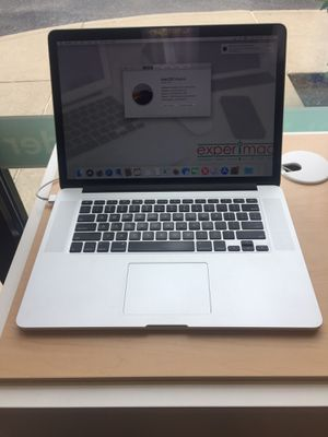 """2013 15"""" MacBook Pro Retina for Sale in Indianapolis, IN"""
