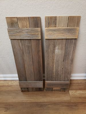 NEW! Rustic Farmhouse Shutters for Sale in Fort Pierce, FL