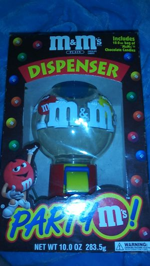 M&M collectible Dispenser 1990 for Sale, used for sale  Morrisville, PA