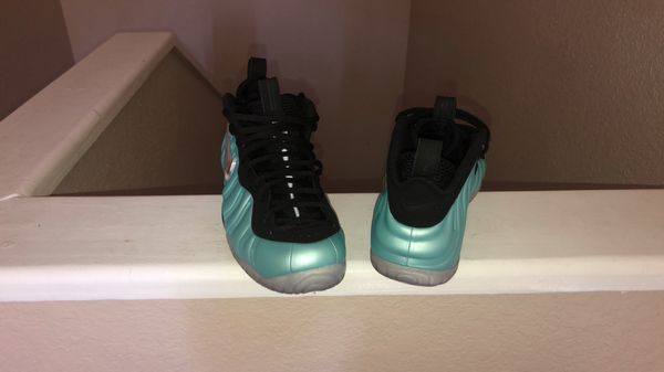 cd3af858066 Nike Island Green Foamposites for Sale in West Palm Beach