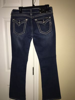 Miss Me boot cut jeans. 31x31 for Sale in Groesbeck, OH