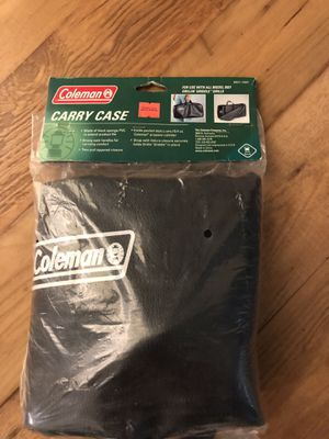 Coleman camping stove carrying bag for Sale in Kentwood, MI