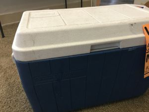 Coleman Cooler for Sale in Baltimore, MD