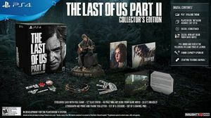 PS4 The Last of Us part II 2 Collector's Edition Playstation 4 BRAND NEW for Sale in Denver, CO