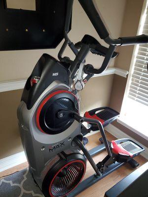 Bowflex Max Trainer M5 for Sale in White Oak, TX