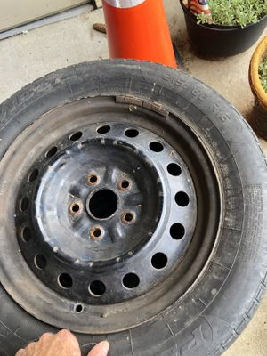 "3- 16"" inch rims off of a Toyota Camry for Sale in Lexington, KY"