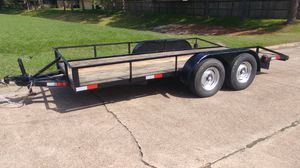 Trailer\Traila for Sale in Houston, TX