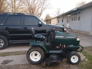 04' Craftsman GT 3000 Riding Mower for Sale in Fredonia, KS