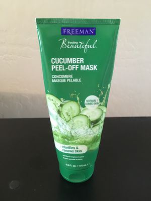 Freeman cucumber peel off mask for Sale in Tempe, AZ