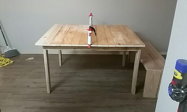Dining room/ping pong table